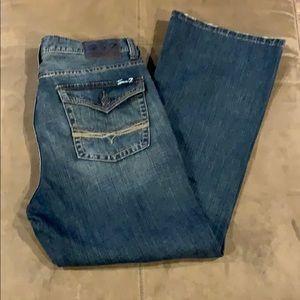 Men's Seven7 Jeans Bootcut Boot 36 36x30